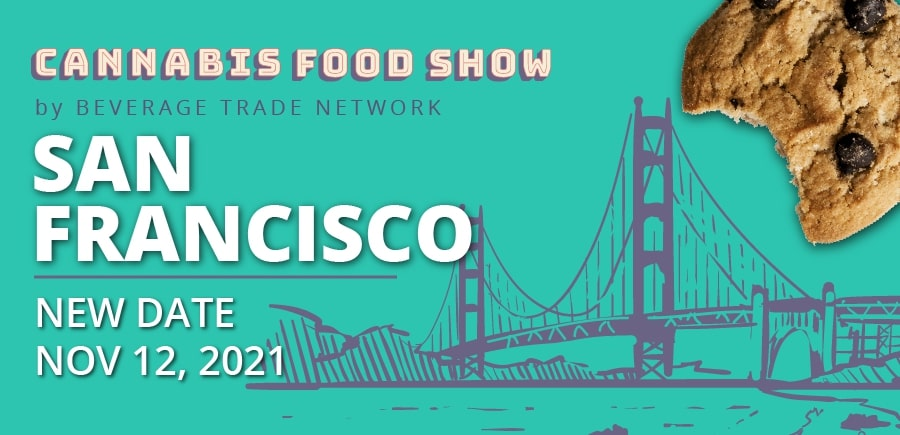 Photo for: Cannabis Food Show San Francisco Postponed To November 12, 2021