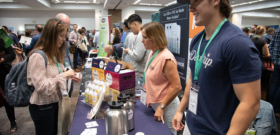 Photo for: Book Your Exhibitor Spot At 2021 Cannabis Food Show