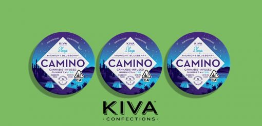 Photo for: Kiva Confections Launches New CBN Gummies To Boost Sleep