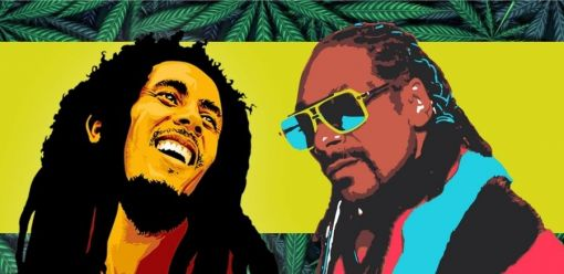 Photo for: Cannabis brands and the celebrities behind them