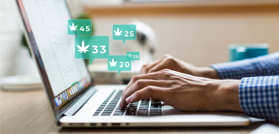 Photo for: How Dispensaries Can Make The Most Of Social Media