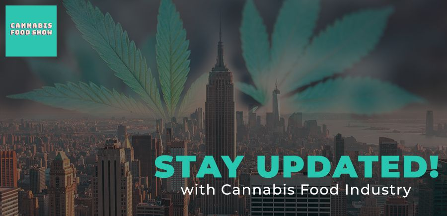 Photo for: Daily Updates from The Cannabis Food Industry: Running Blog