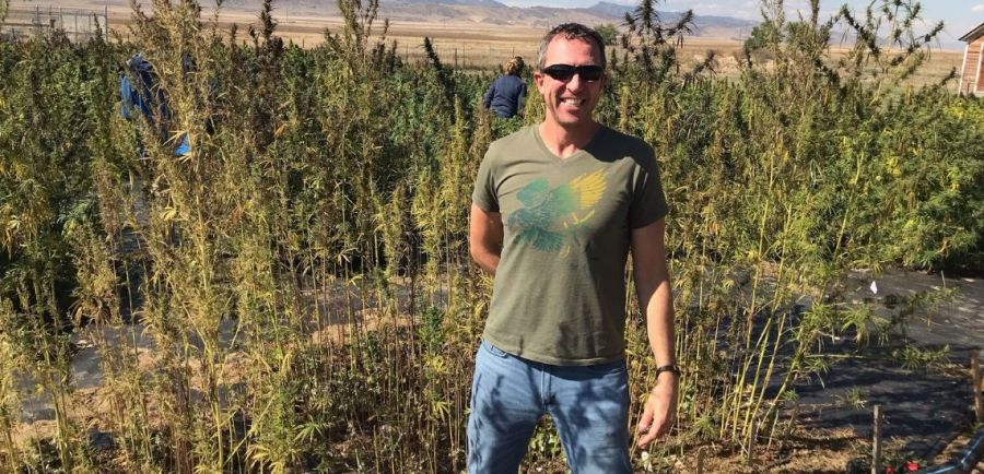 Photo for: 9 Questions With Patrick Moran - Cannabis Investor