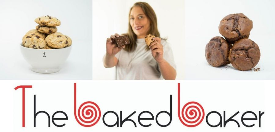 Photo for: A new and innovative way to add herbs to sweet treats by The Baked Baker Box