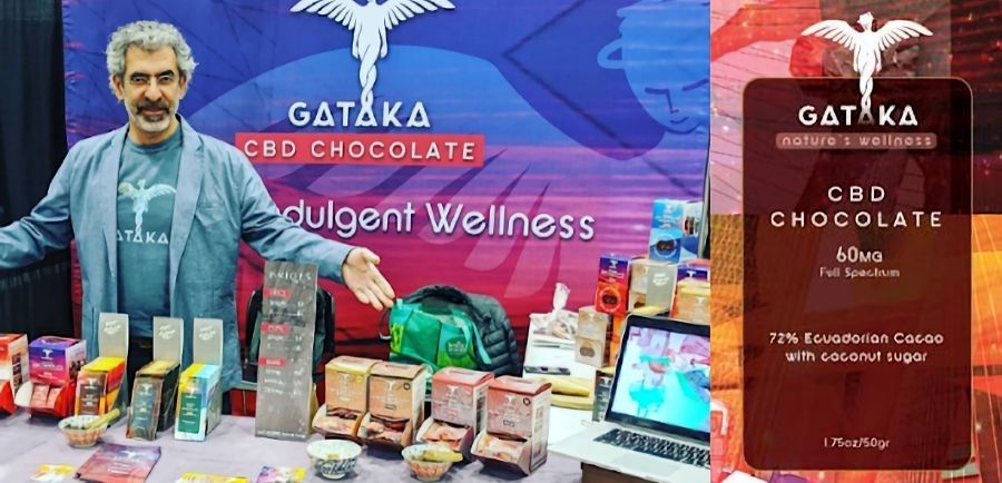 Photo for: Gataka Chocolate: The Best Cannabis Chocolate Out There