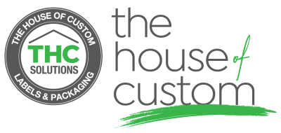 Logo for:  THC Label Solutions